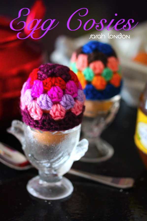 Egg Cosies Cover