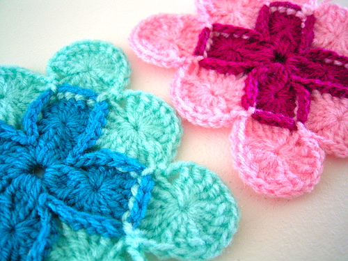 Crochet Patterns Tutorial : Bavarian Crochet or Wool Eater Crochet Patterns The Steady Hand