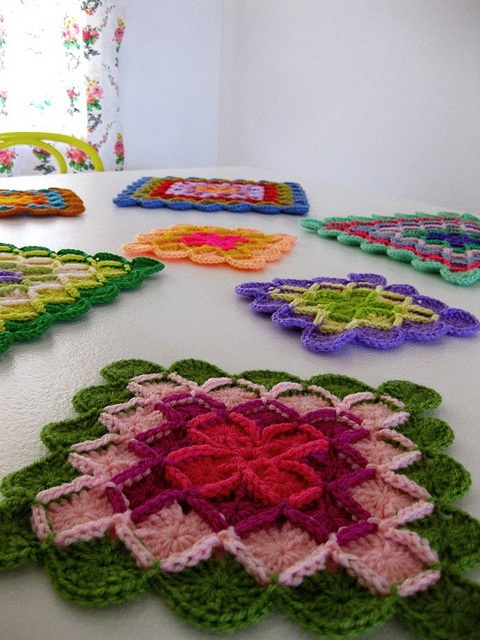 baby blanket, wool-eater instructions (free crochet patterns)