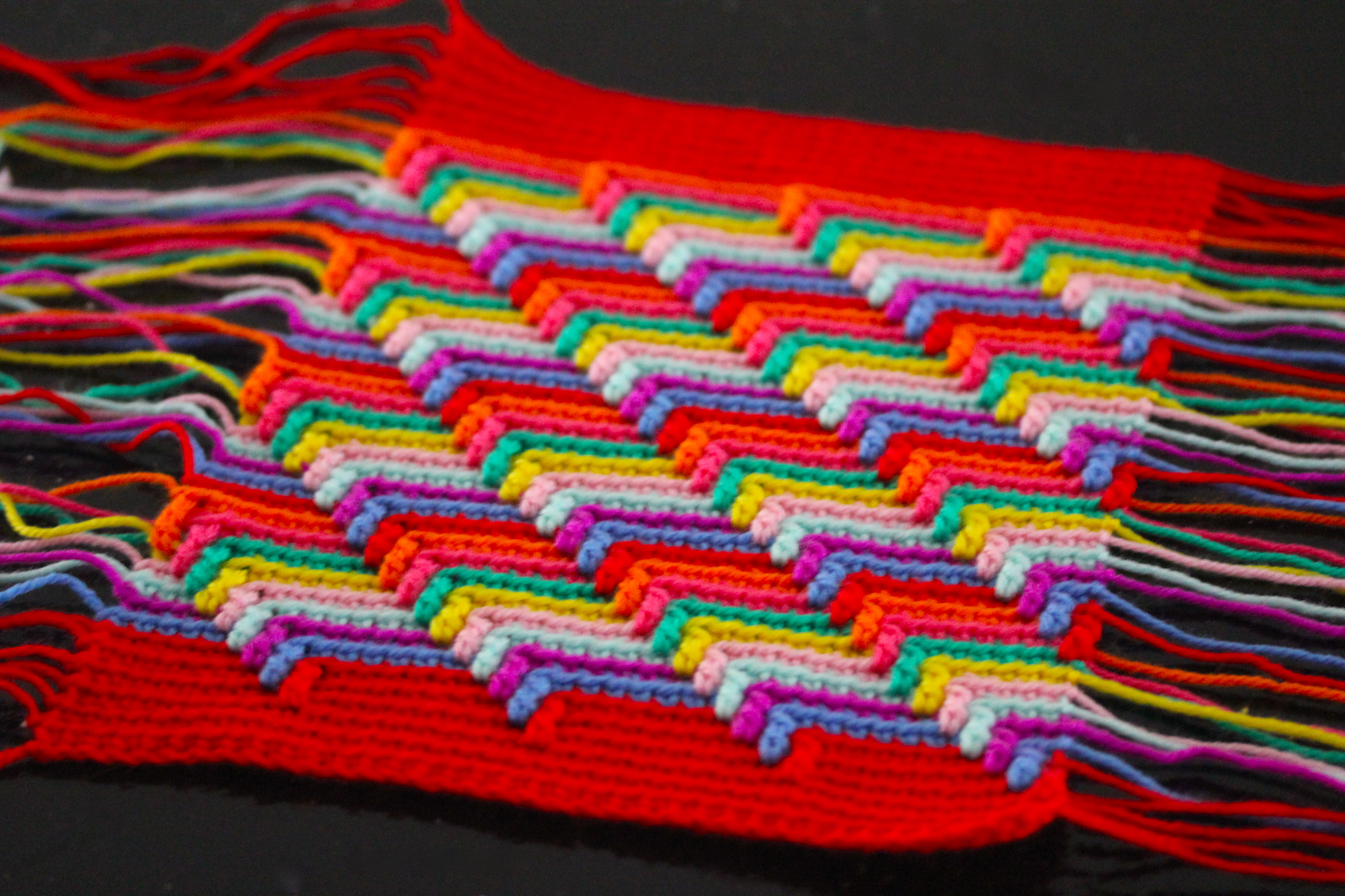 Crochet :: Apache Tears FREE Pattern Sarah London