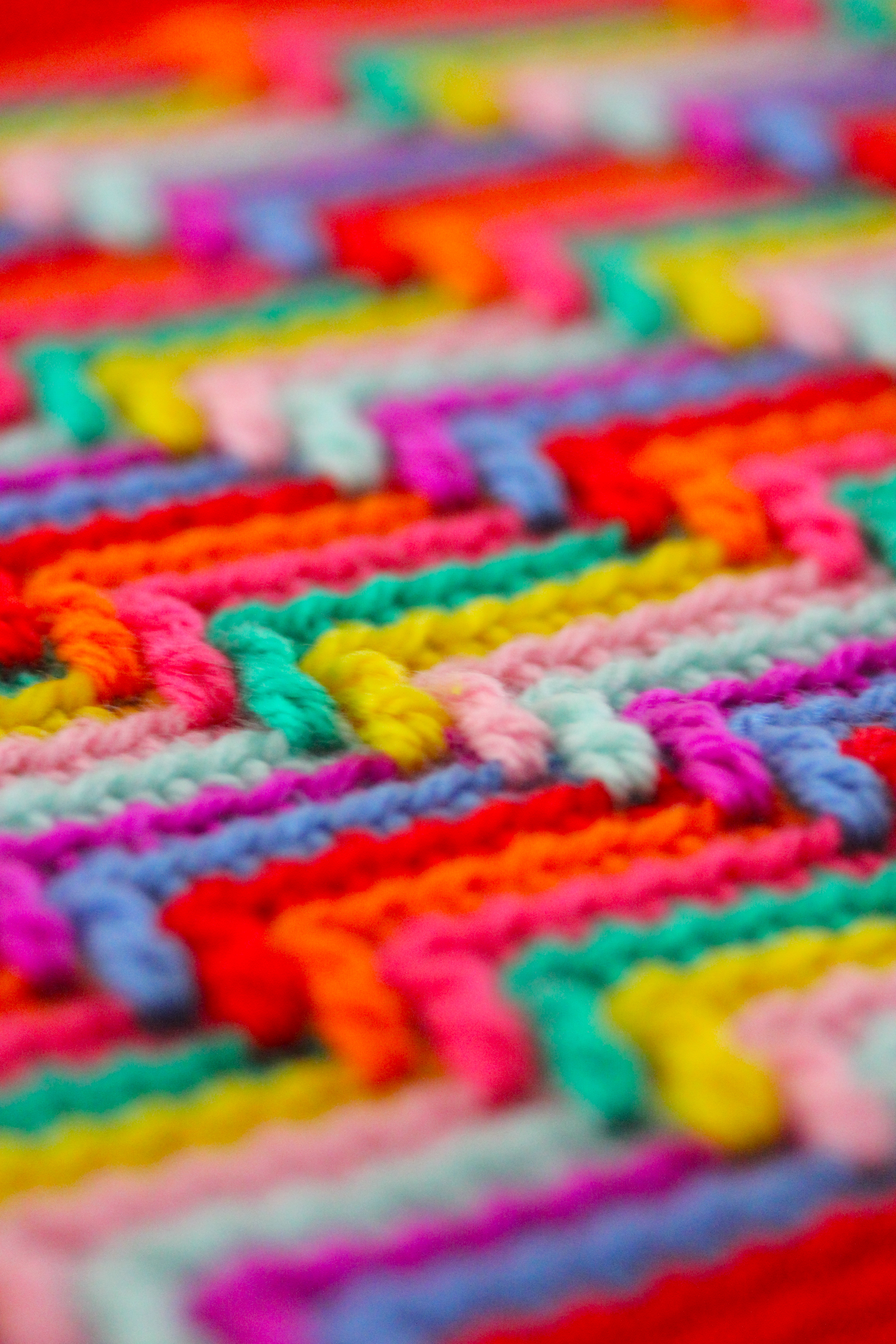 How To Crochet Apache Tears Pattern For Blanket : Crochet :: Apache Tears FREE Pattern Sarah London