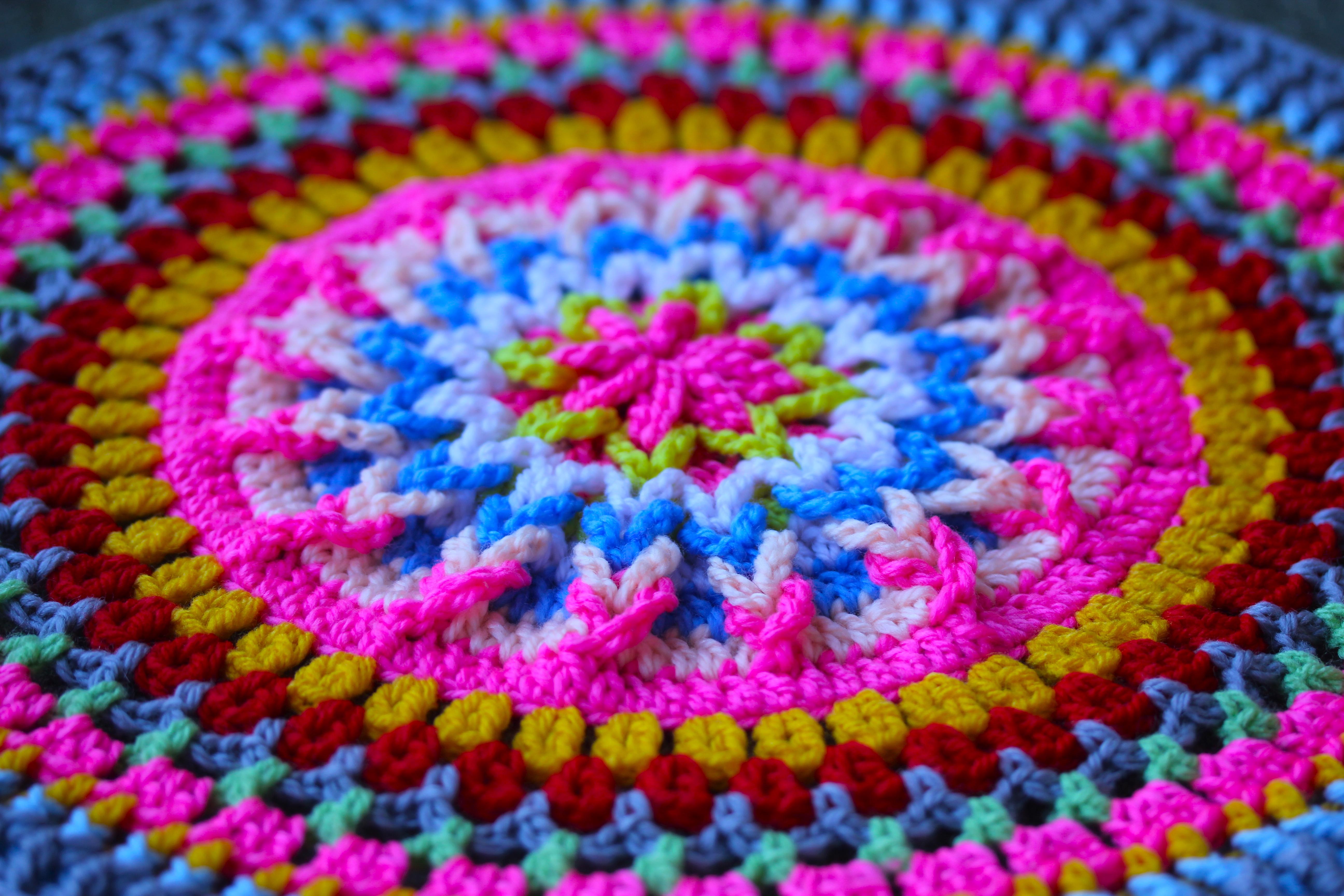 Crochet Class: Make a Mandala Sarah London