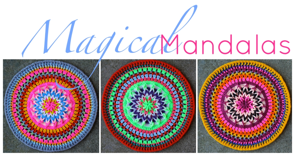 Magical Mandalas | Sarah London