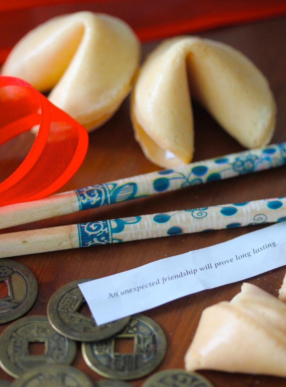 Fortune Cookie Box | Sarah London