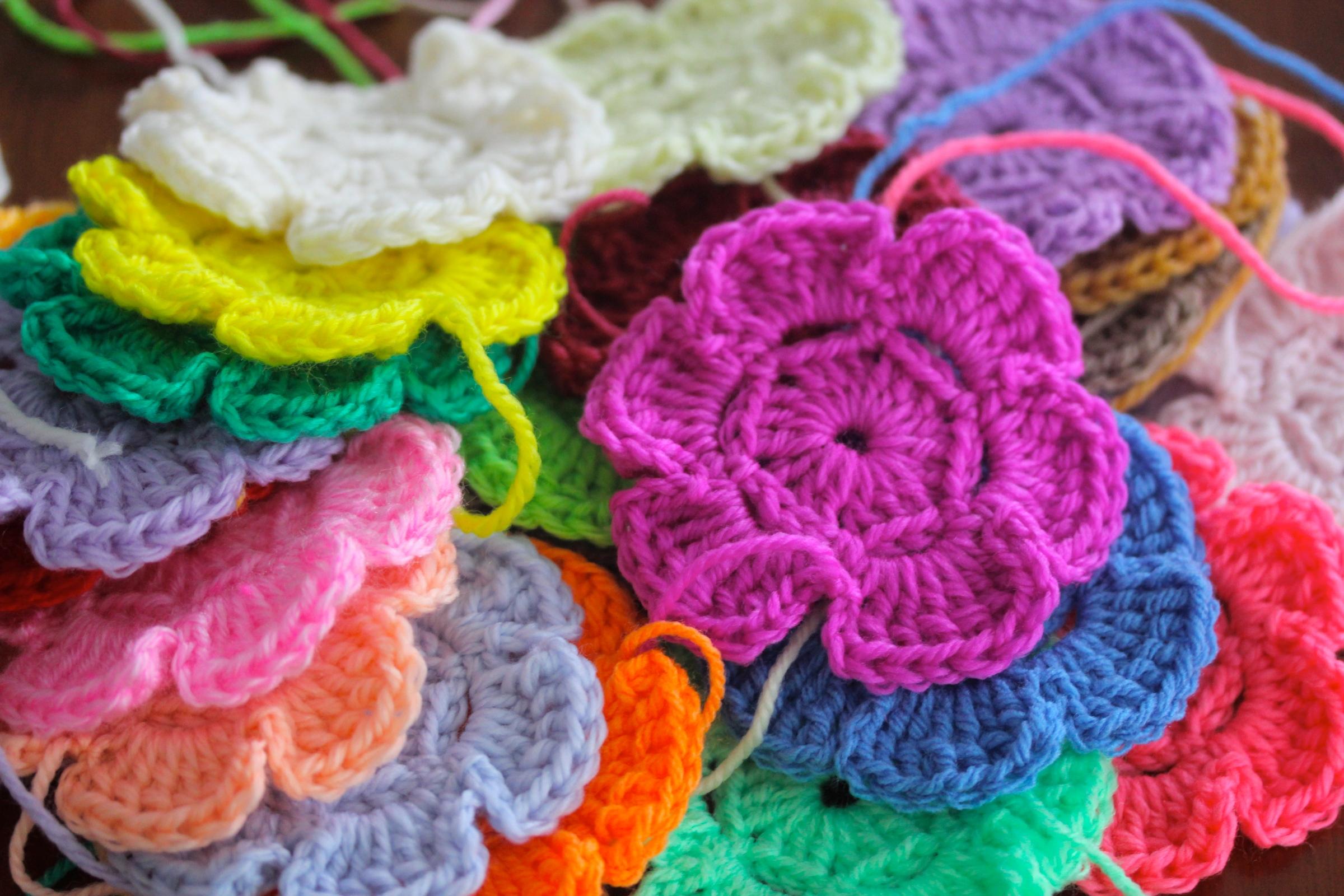Field of Flower Cushion | Sarah London