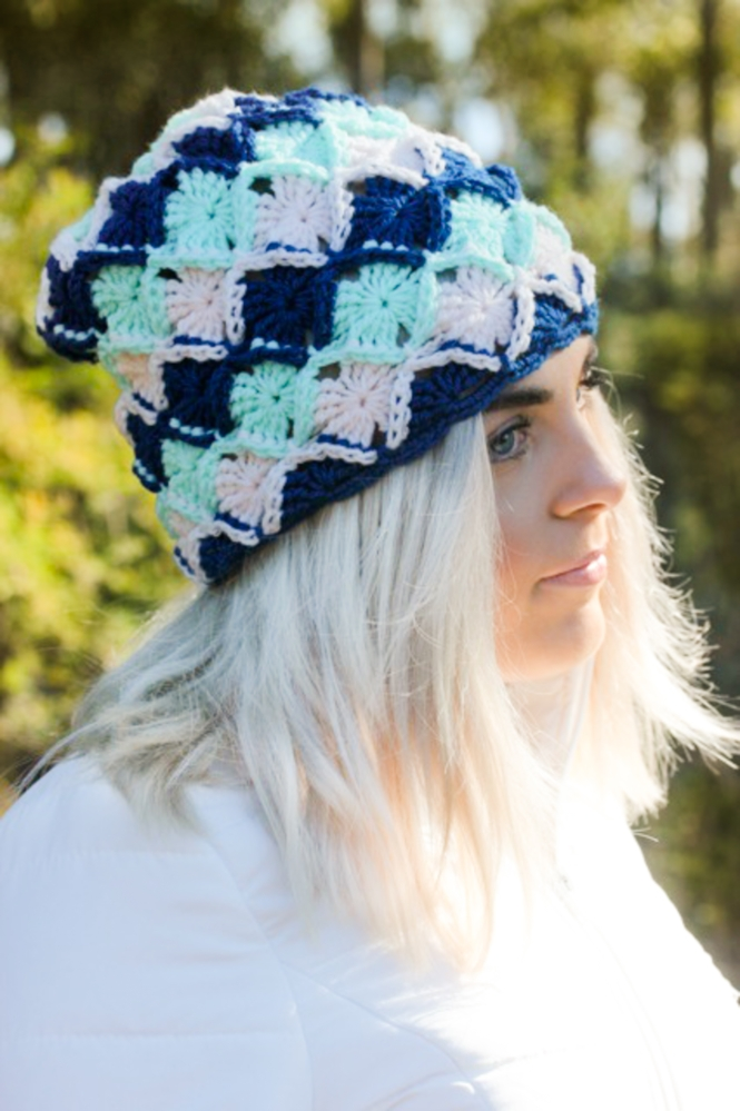 Wool-Eater Beanie FREE Pattern | Sarah London