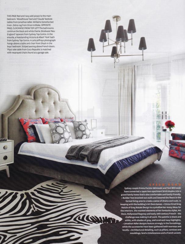 Bedroom Inspiration  Sarah London